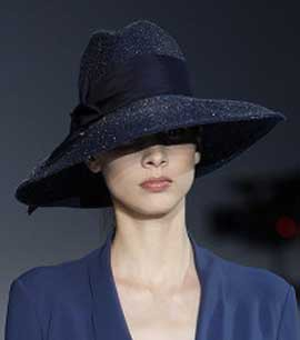 The hat of the season 2012